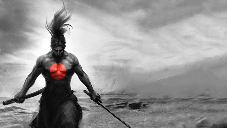 Samurai Sakate